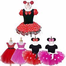 minnie mouse toddler costume ebay