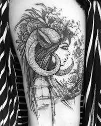 aries tattoo idea art by dinonemec tattoos pinterest aries