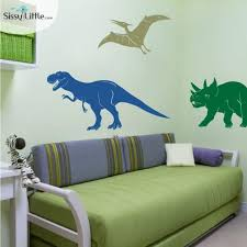 Dinosaur Bedroom Decor - Kids dinosaur room