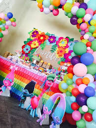birthday party ideas trolls party birthday party ideas troll party birthdays and