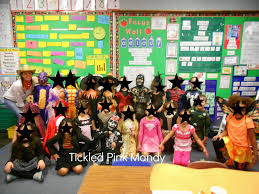 halloween in our classroom 2013