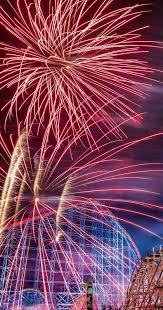 Christmas Party Nights Blackpool - late night riding u0026 fireworks blackpool pleasure beach