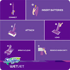 Pc Hardwood Floors Swiffer Wetjet Hardwood Floor Spray Mop Starter Kit Pc Next Idolza