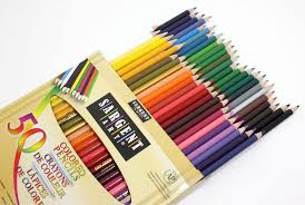 special pencils for drawing sargent premium coloring pencils pack of 50