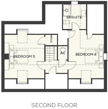 Althorp House Floor Plan 5 Bedroom Detached House For Sale In Cheney Park Middleton Cheney