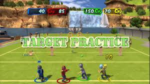 backyard sports rookie rush mini games trailer youtube