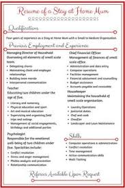 Stay At Home Mom Resume Example by Business Architect Resume Example Free Resume Resumecompanion