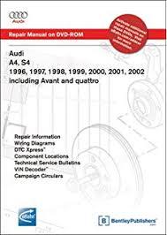 audi a4 b5 service manual 1996 1997 1998 1999 2000 2001