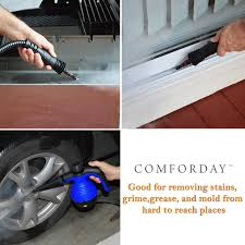 Are Steam Cleaners Good For Laminate Floors Comforday Handheld Steam Cleaner High Pressure Chemical Free