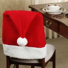 Christmas Chair Back Covers Ho Ho Ho Chair Covers Make Your Own To Cool U2026 Pinteres U2026