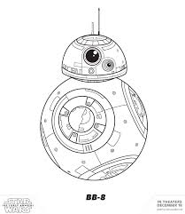 r2d2 coloring pages printable star wars the force awakens coloring u0026 activity sheets