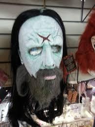 rob zombie halloween clown mask rob zombie u2013 hellbilly deluxe mask joe sams fun shop