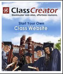 class reunions website classcreator review for building a class reunion website