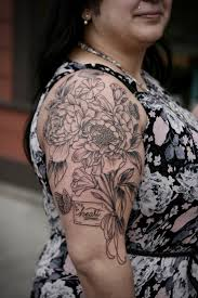 i want tattoos on my big fat arms too makes em prettier