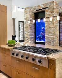 dazzling kitchen designs with island stove from dacor discovery