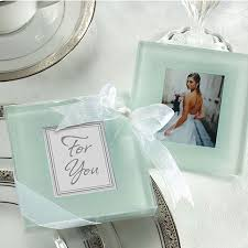 wedding coaster favors coaster wedding favors glass photo coasters practical coasters