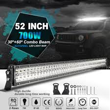 Led Flood Light Bars by 7d 52