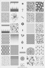 96 best pretty stamping plates images on pinterest nail art