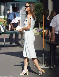 carole and pippa middleton enjoy another day at wimbledon daily