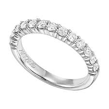 ben bridge wedding bands artcarved diamond wedding band 14kprice 2319 00 ben bridge