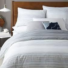 West Elm Bedroom Sale Skinny Mini Stripe Duvet Cover Shams Westelm Sale Ends On 9 24