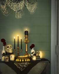 halloween decorations make your halloween grown up and glam