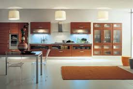Modern Wood Kitchen Cabinets On X Contemporary Kitchen - Modern wood kitchen cabinets