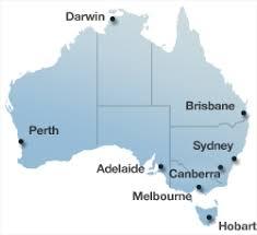 australia map capital cities australia capital cities map travel maps and major tourist