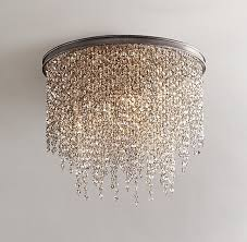 Innovative Flush Mount Chandelier 25 Best Ideas About Regarding Bathroom Flush Mount Light Fixtures