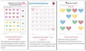 free printable valentine u0027s day worksheets for kids money saving mom
