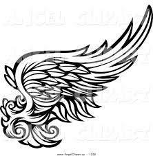 royalty free wing stock designs