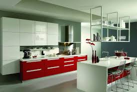 red lacquer kitchen cabinets u2013 decoration