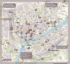 Wurzburg Germany Map by Ulm Tram Map For Free Download Map Of Ulm Tramway Network