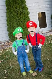 Mario Luigi Halloween Costume Mario Kart Halloween Emarie Photography