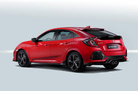 honda civic 2017 honda civic hatchback priced in the uk from 18 235