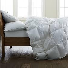organic cotton down comforter the company store
