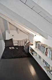 small space living 12 creative ways to use an attic space attic