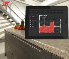 technology in the kitchen a look at home automation