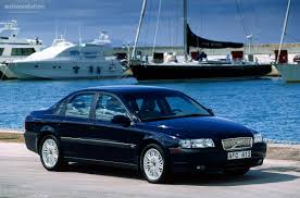 2003 volvo s80 information and photos zombiedrive