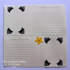 wedding guest book pages the creative cubby polaroid wedding guest book