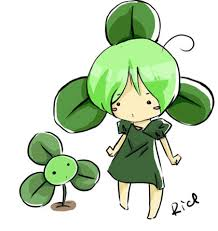cute plant plants vs zombies the cute fan art of personification mmorpg