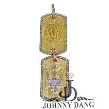 photo engraved dog tags cpy0020b custom diamond dog tags johnny dang co