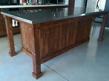 handmade kitchen islands u0026 carts ebay