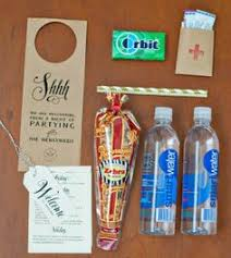 wedding welcome bags contents do s and don ts for wedding welcome bags by welcome to my wedding