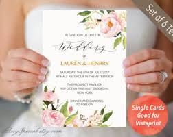 vistaprint wedding invitations peony wedding invitation template printable pink floral