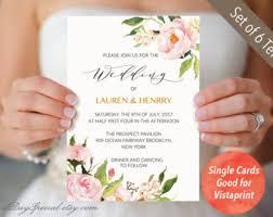 vistaprint wedding invitations set of 5 burgundy floral wedding invitation templates
