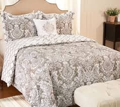 4 pineapple medallion bedding set by valerie page 1 qvc