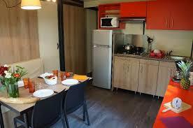 chalet cuisine rental chalet castelnaud 4 pers dordogne ᐃ domaine des