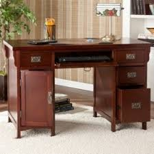 Wood Computer Desk With Hutch Foter by Small Computer Desk With Drawers Foter