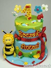 maya bee birthday cake cake witch birthday cakes